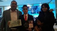 Ariel una promesa del baloncesto en Michoacán