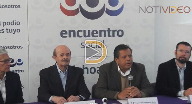 Contenderá Fausto Vallejo por Alcaldía de Morelia