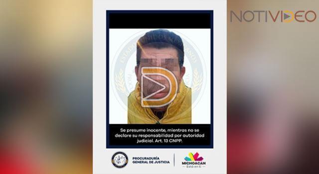 Detienen a presunto implicado en homicidio de activista de Cherán