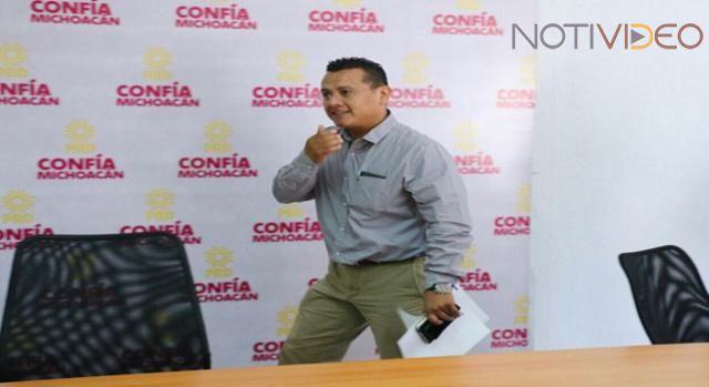 Truena PRD en contra de la familia Orihuela