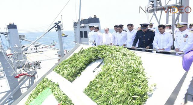 Peña Nieto encabezará ceremonia del Día de la Marina