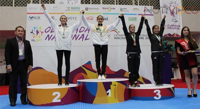 Ocupa BCS posición 13 en medallero general de la Olimpiada Nacional