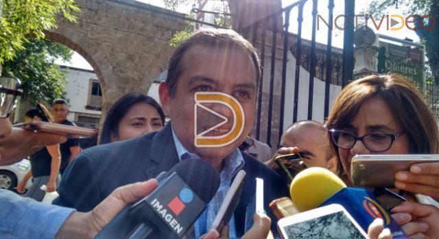 PRD: Descarta Ernesto Cordero a Silvano como el candidato PAN