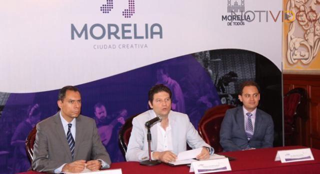 Morelia, candidata a Ciudad Creativa por la UNESCO