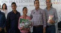 Crece el apoyo de Liconsa en Michoacán
