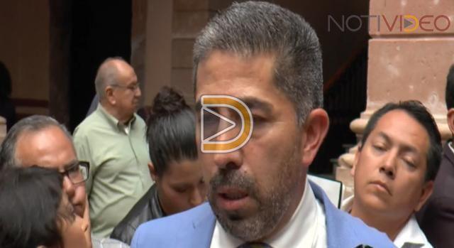 Falla Congreso contra Juan Carlos Campos y lo inhabilita por dos años