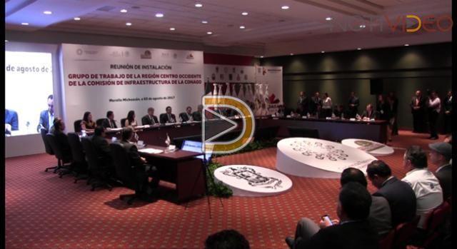 Sesiona comisión de infraestructura
