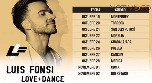 ¿Luis Fonsi viene a San Juan?