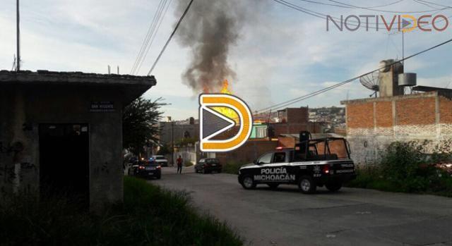 Confirma PC un muerto y ocho heridos por explosión en La Piedad