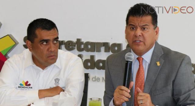 2 mil policias resguardarán fiestas patrias en Morelia