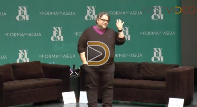 La fantasía siempre es política: Guillermo del Toro