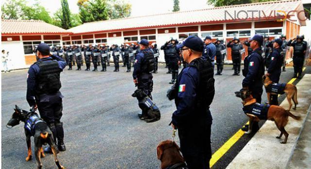 Desaparecen 4 policías de Zitácuaro luego de asistir a curso en Morelia