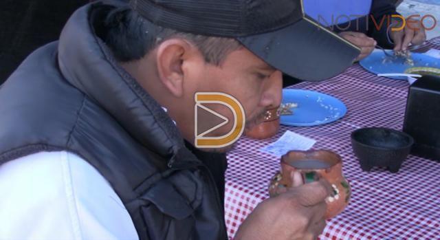 Michoacán registra temperaturas de menos 2 grados