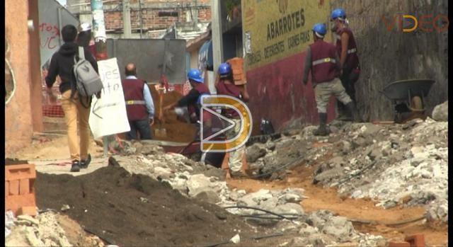 Se pelean a golpes durante gira de titular de Sedatu en Morelia - Notivideo