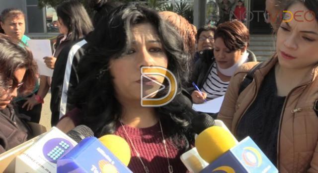 Trabajadores de honorarios de salud en Michoacán sin pago toman Hospital Civil