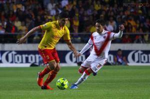 Enrique Pérez renovó contrato en Morelia.